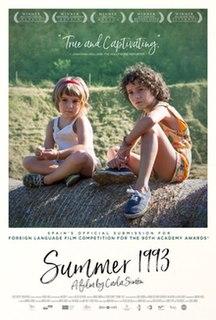 <i>Summer 1993</i> 2017 film