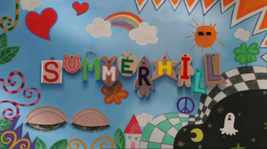 Summerhill (TV series) - The opening title of Summerhill.