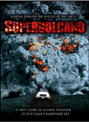 Supervolcano (film) - Cover art