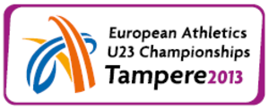 2013 European Athletics U23 Championships - Image: Tampere 2013logo