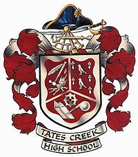 Tates Creek High School crest.jpg