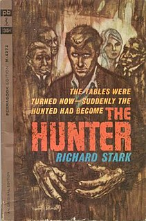 <i>The Hunter</i> (Stark novel) novel by Donald E. Westlake