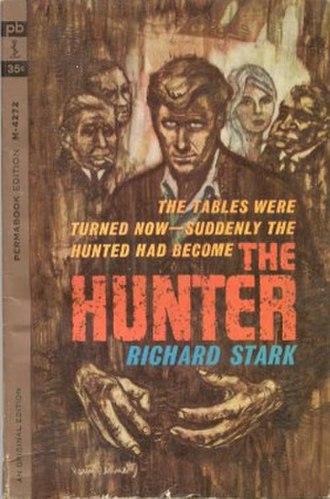The Hunter (Stark novel) - First edition
