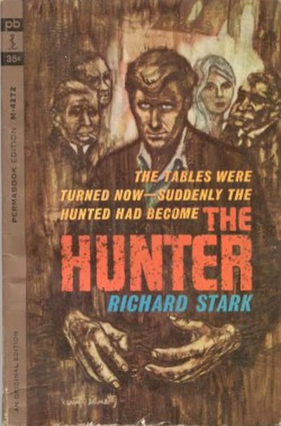 Picture of a book: The Hunter