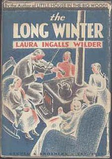 <i>The Long Winter</i> (novel) American childrens novel, 1940, sixth in the Little House series