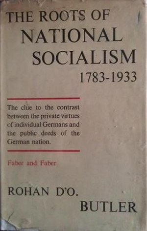 The Roots of National Socialism - First edition