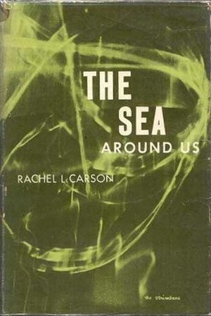 The Sea Around Us - First edition1