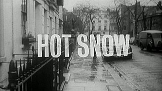 Hot Snow (<i>The Avengers</i>) 1st episode of the first season of The Avengers