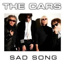 The Cars - Sad Song - single cover.jpg