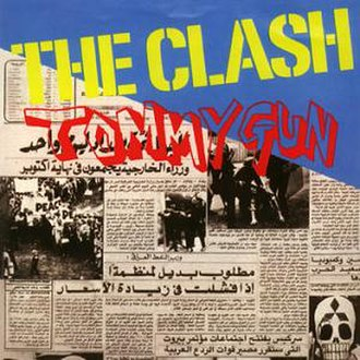 Tommy Gun (song) - Image: The Clash Tommy Gun