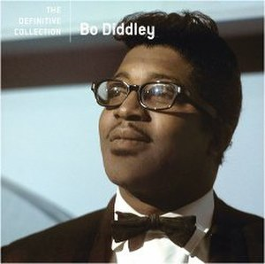 His Best (Bo Diddley album) - Image: The Definitive Collection Bo Diddley