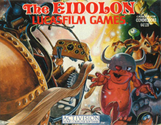 The Eidolon - Cover art