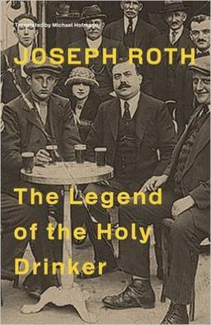 The Legend of the Holy Drinker - Paperback edition cover