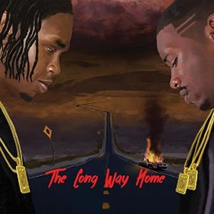 The Long Way Home (Krept and Konan album) - Image: The Long Way Home cover