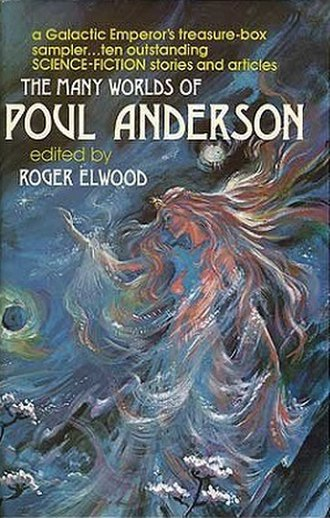 The Many Worlds of Poul Anderson - first edition of The Many Worlds of Poul Anderson