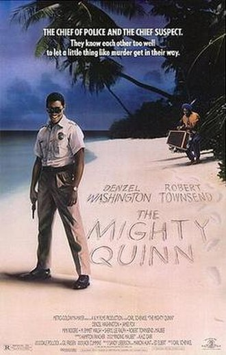 The Mighty Quinn (film) - Film poster