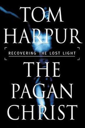 The Pagan Christ - Cover artwork for first edition