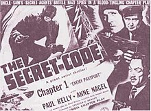 The secret code serial wikivisually the secret code lobby cardg fandeluxe Images