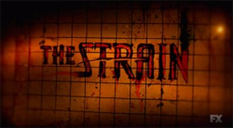 The Strain (TV series) - Title card from seasons 1–2