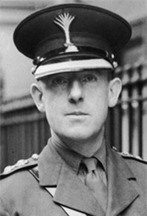 Thomas Cholmondeley, 4th Baron Delamere - Captain Tom Cholmondeley served in the Welsh Guards during the Second World War.
