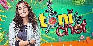 Toni, la Chef - Image: Toni poster