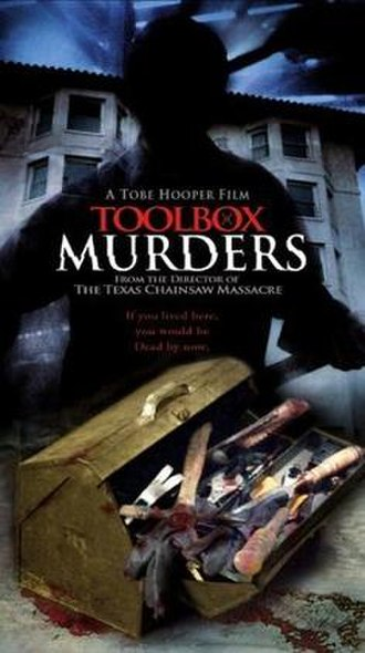 Toolbox Murders - Theatrical release poster