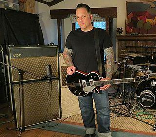 Trever Keith American musician