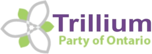 Trillium Party of Ontario - Image: Trillium Party of Ontario logo