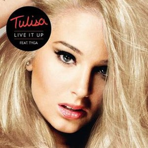 Live It Up (Tulisa song) - Image: Tulisa live it up