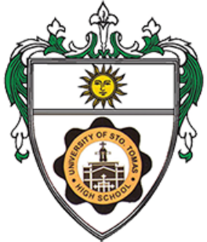 University of Santo Tomas Junior High School - Image: UST High School seal