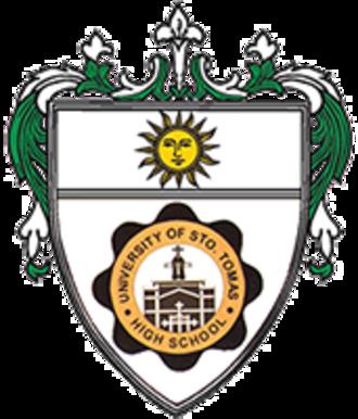 University of Santo Tomas Junior High School - Image: UST High School seal
