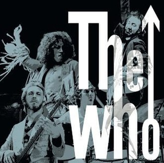The Ultimate Collection (The Who album) - Image: Ultimatecollection