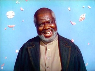 James Baskett - Baskett as Uncle Remus in Song of the South