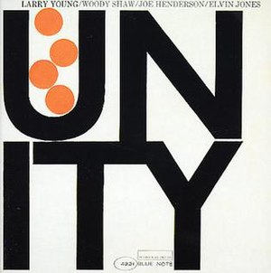 Unity (Larry Young album) - Image: Unity Larry Young