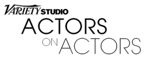 Variety Studio: Actors on Actors - Image: Variety Studio Actors on Actors logo