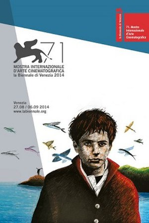 71st Venice International Film Festival - Festival poster