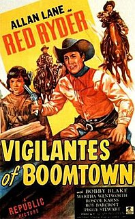 <i>Vigilantes of Boomtown</i> 1947 film by R. G. Springsteen