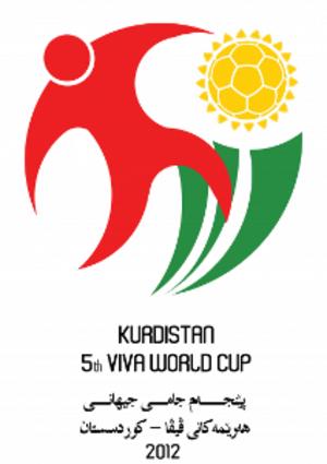 2012 Viva World Cup - Image: Vivaworldcup 2012