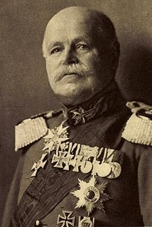 Hermann von Eichhorn German general