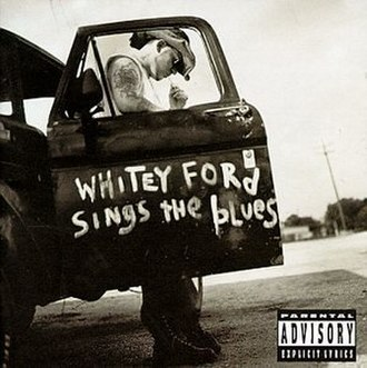 Whitey Ford Sings the Blues - Image: WFSTB