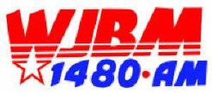 WJBM - Image: WJBM 1480AM logo