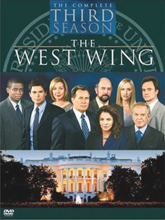 <i>The West Wing</i> (season 3)