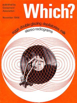 Which magazine cover November 1966