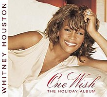 Whitney Houston - One Wish-The Holiday Album.jpg