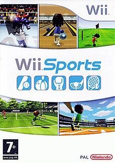 <i>Wii Sports</i> 2006 sports video game