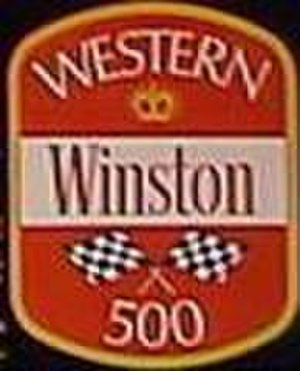 Winston Western 500 - Image: Winston Western