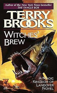 Cover to Witches' Brew