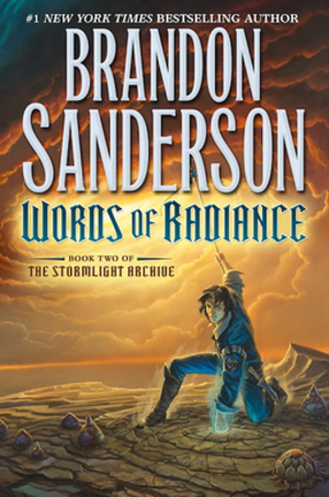 Words of Radiance - First edition book cover