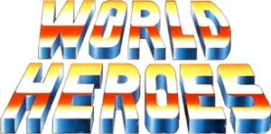 World Heroes - Image: World Heroes logo