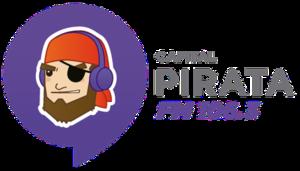 XHLAYA-FM - Image: XHLAYA pirata FM106.3 logo